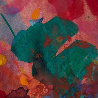 Petite tache #1067, 2014, 5.8 x 9.3 cm.