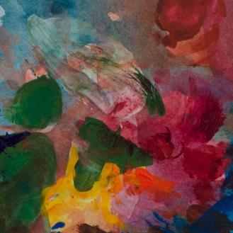 Petite tache #1078, 2014, 10 x 14.5 cm.